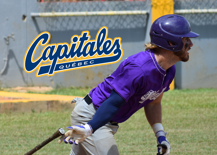 STEVEN FIGUEROA MOVED TO THE QUEBEC CAPITALES OF THE CANAM LEAGUE